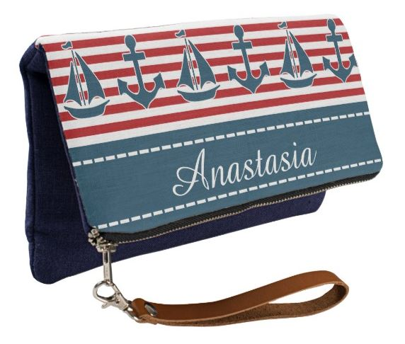 Custom Nautical Clutch