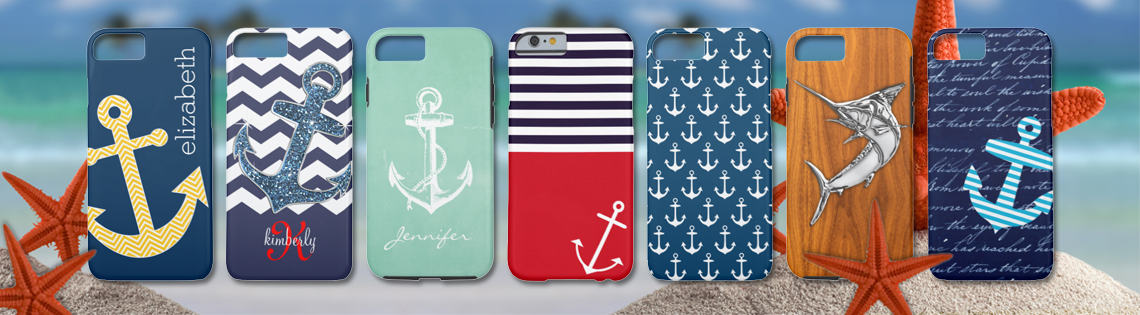 Nautical CaseMate Cases for iPhone