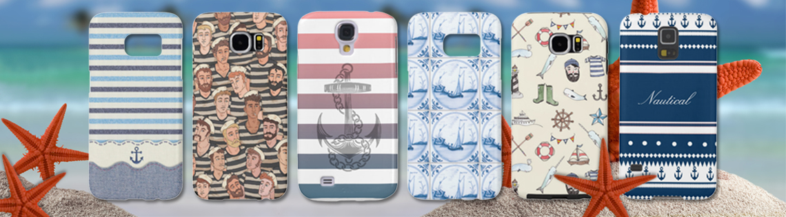 Nautical CaseMate Cases for Galaxy