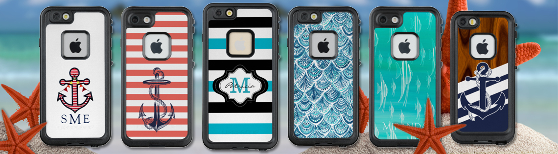 Nautical LifeProof FRE Cases for iPhone