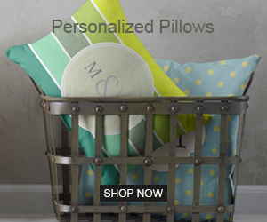 Shop Custom Personalized Pillows