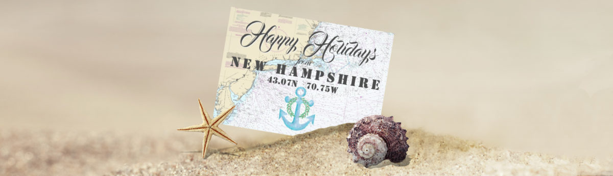 Black Friday Sale: Personalized Nautical Holiday Cards Are on Super Sale