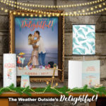 Tropical Holiday Greeting Collection